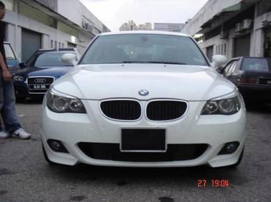 BMW E60 M sport Bodykit Conversion