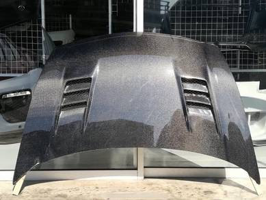 Honda Civic FD Feels carbon hood Bonnet