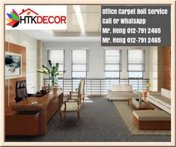Modern Office Carpet roll with Install 4wuh4w