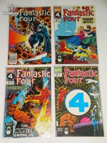 FANTASTIC FOUR issue 352,356-358. Monster Among Us