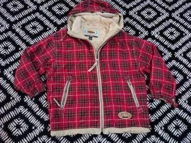 Vintage ellese ski jacket hooded size s
