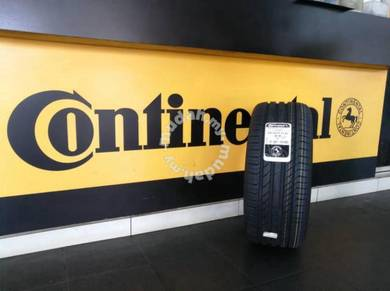 Tyre Continental CSC5 ContiSeal 235x40x18