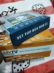 Dekoder Mytv Digital Tv Dvbt2