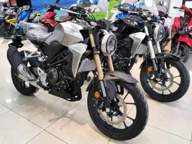 Honda CB250R ABS New Model ~ KHM Kian Huat