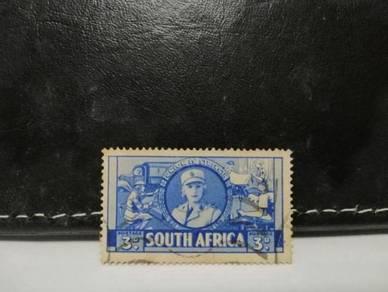 1941 South Africa Stamp War Effort Girl Guides