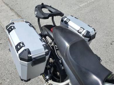 Side Pannier Box Trekker Ducati Versys Tracer