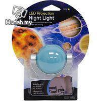 LED Projection Night Light ref 01