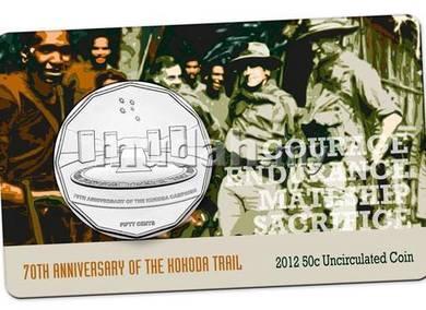 70th anniversary of Kokoda trail