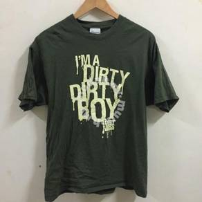 Dirty Jobs With Mike Rowe Discovery Shirt L