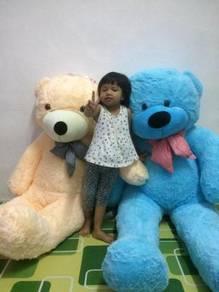 Teddy bear saiz 180cmeter besar