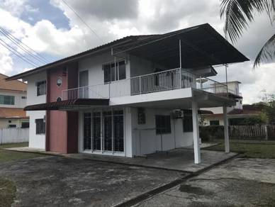 Double Storey Detached at Pujut 4C (fully furnished) , Miri