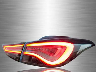 Elantra LED Light Bar Tail Lamp 11~16