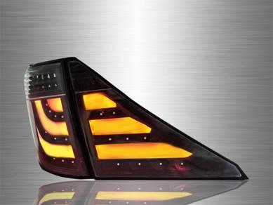 Vellfire LED Light Bar Tail Lamp 08~14