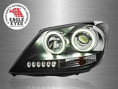 Fortuner Projector Cool Look Head Lamp 04~10