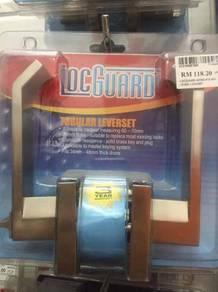 Locguard tubular leverset ( lock )