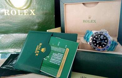 Submariner GMT 316 stainless steel automatic watch