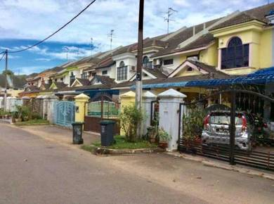 Bandar Seri Alam Jalan Suria xx Double Storey Terrace House FOR SALE: