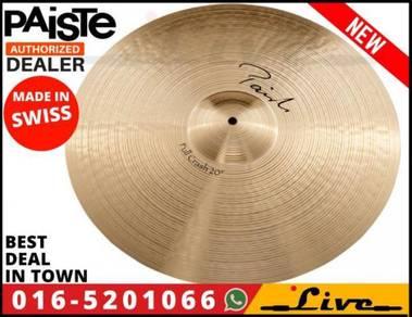 Paiste Signature Full Ride Cymbal 20'' (drum)