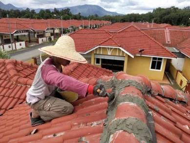 Doktor Renovation Rumah Mampu Milik BESUT