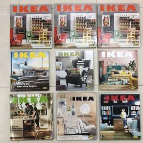 IKEA Catalog, 9 Volumes Year 11-18, exclude 17