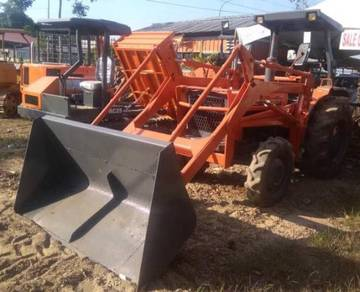 Japan Imported Kubota 4x4 Loader