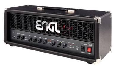 ENGL E635 Fireball Tube Head Guitar Amp - 100W
