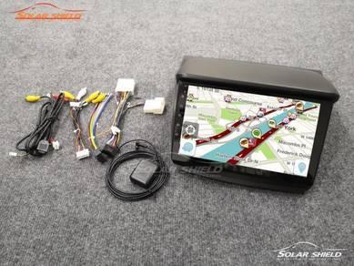 Mitsubishi Triton 2006 15 Android Player GPS Waze