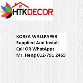 3D Korea Wall Paper with Installation 1OP
