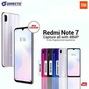 XIAOMI REDMI Note 7 (4GB RAM)ORI SET - HARGA MUROH