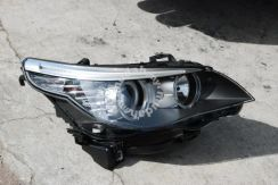 BMW E60 LCI Head lamp BMW E60 tail lamp