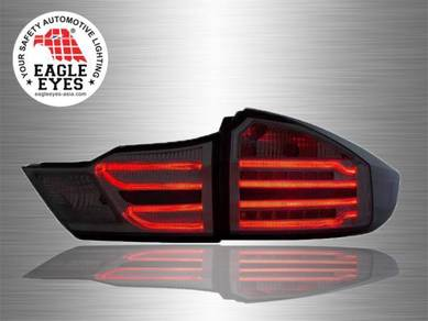 City LED Lighr Bar Tail Lamp 14~17