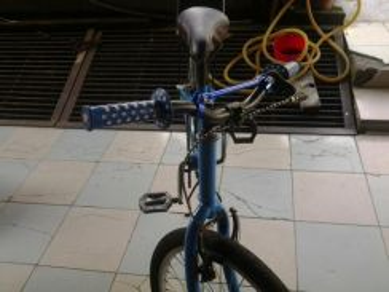Basikal lajak standard