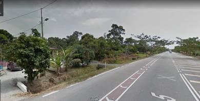 Tanah 1.22 ekar di Parit Unas, Muar Johor