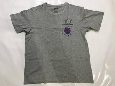 Uniqlo x medicom toy (berbrick) tee shirt