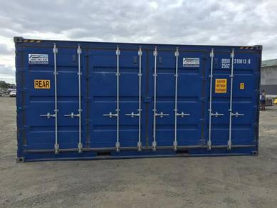 20ft Container Dry Storage