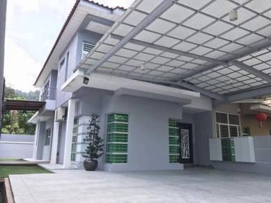 MOVE IN CONDITION 2-storey Semi-Detached in Casa Permai Tanjung Bungah