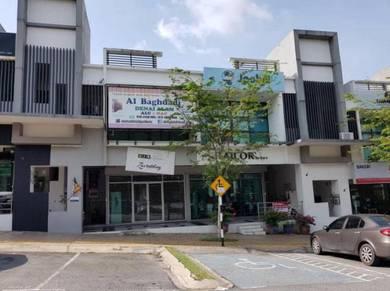 120% Loan For 2 Storey Denai Alam E-Boulevard Shoplot Tenanted