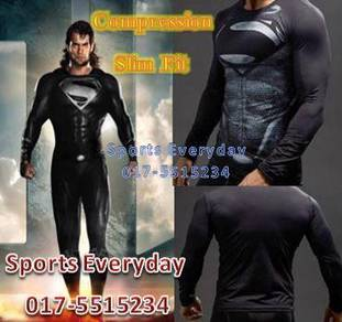 Superman DC Justice League Shirts Baju Super Hero1