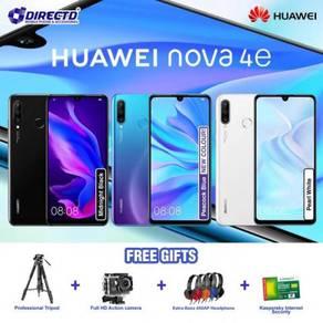HUAWEI Nova 4E (6GB RAM | 128GB ROM)MYset-PROMOSI