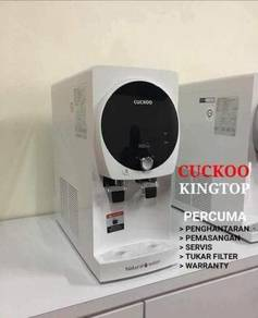 CUCKOO Penapis Air Water Filter Serdang 96WGW