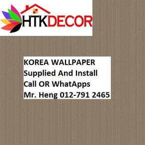 PVC Vinyl Wall paper with Expert Install 51OL