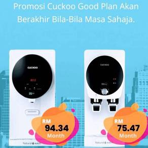 CUCKOO Penapis Air Water Filter Parit Sulong 8CGC7