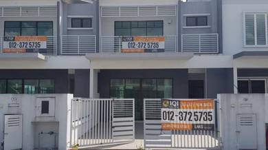 [New Unit] Puchong LAKESIDE RESIDENCES, 2 sty Terrace house