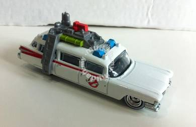 Hotwheels Retro Ghostbusters II Ecto-1A Loose