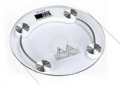Tempered Glass LCD Digital Weighing Scale 150KG