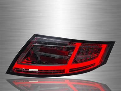 TT LED Light Bar Full Tail Lamp 07~13