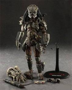 Predator 2 Guardian 1/6 P2 2010 MMS126 Hottoys