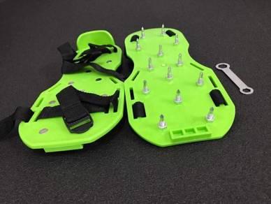Spike shoe (for self leveling floor)