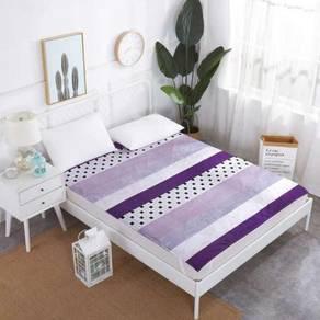 Water Proof Bed Sheet Single Cadar Kalis Air