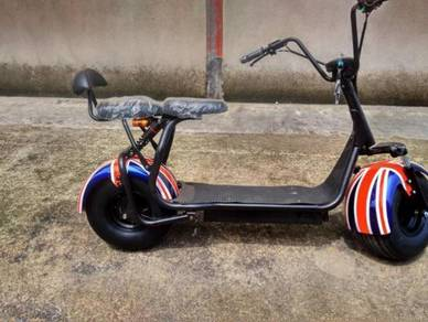 Harley scooter new